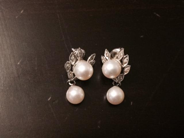 Grandma's Earrings