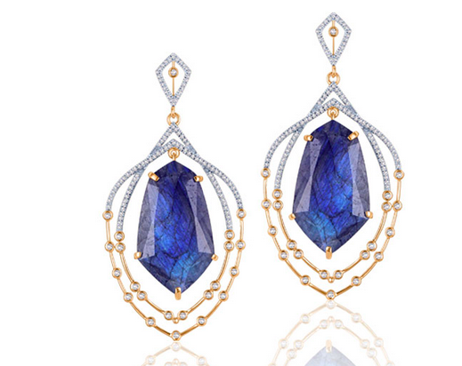 """""""Rock My World""""; Arya Esha, Gorgeous and Ethical Designs For Gem Lovers"""