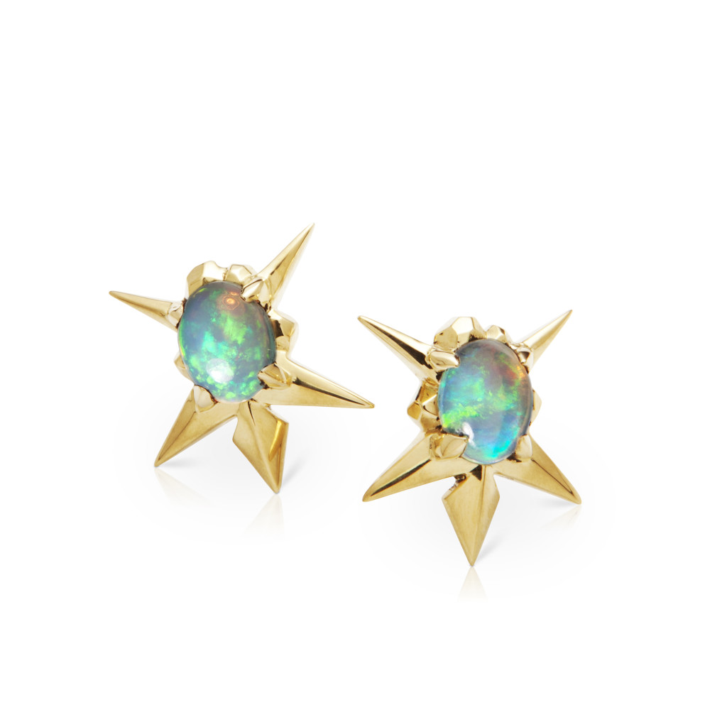 LKim_StarburstOpalEarrings_18K_gem-therapist