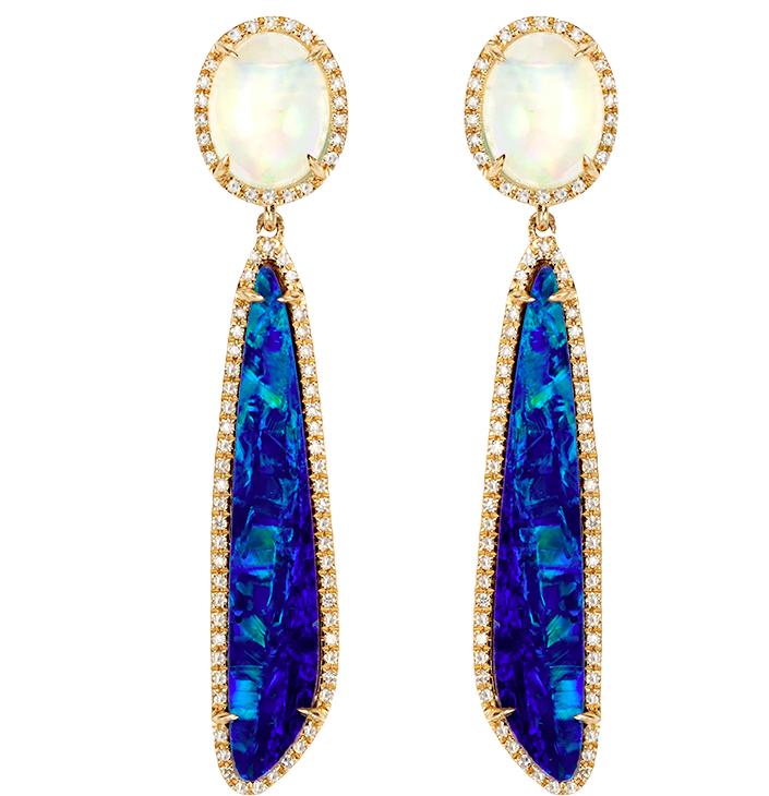 Getana_Long_Opal_diamond_earrings