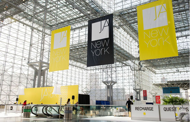 JA Show at The Jacob K Javits Convention Center iN NYC.